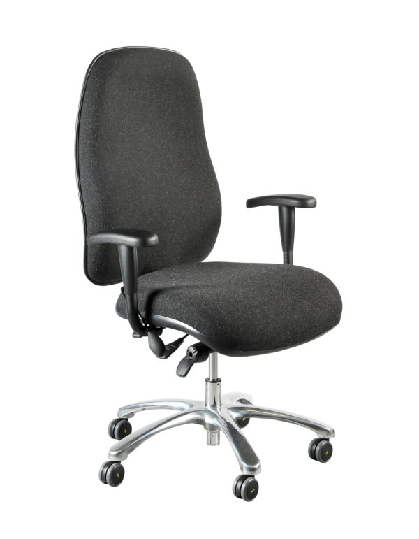 Bariatric ESD Chair with Castors