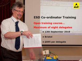 ESD Co-ordinator training