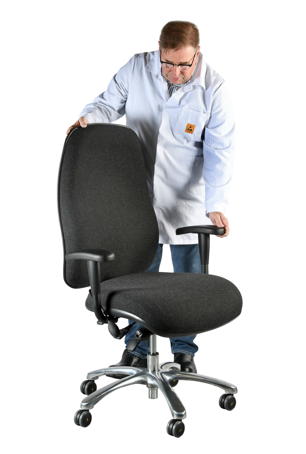 Bariatric ESD Chair