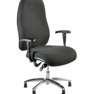 ESD Bariatric chair with glides