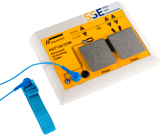 PGT120.COM personnel grounding tester
