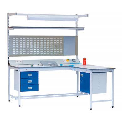 Modular Steel ESD Benches
