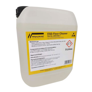 Floor Maintenance Products for ESD floors
