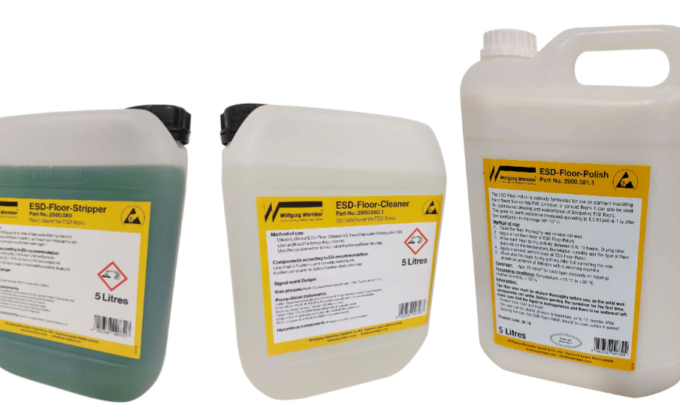 ESD Floor Cleaning Products