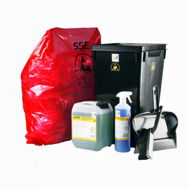 ESD Cleaning & ESD Maintenance Products